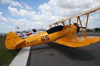 N6241D @ LAL - Boeing B75N1