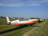 D-KEAH @ EHTX - Texel Taildragger & Old Timer Fly-In - by henk geerlings