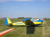D-KGAP @ EHTX - Texel Taildragger & Old Timer Fly-In - by henk geerlings