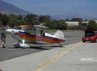 N11MC @ SZP - 1993 Woodward Christen Eagle II, Lycoming AEIO-360 fully aerobatic - by Doug Robertson
