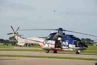 LN-OLC @ EHKD - Heldair Maritime Air Show Den Helder Airport - by henk geerlings