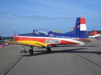 N520WA @ EHKD - Heldair Maritime Air Show Den Helder Airport - by henk geerlings