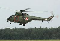 0415 @ EPKS - This W-3 was one of the participants of the 2005 commanders meet. - by Joop de Groot