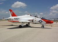 165469 @ FTW - McDonnell Douglas T-45C Goshawk, Cowtown Roundup 2008, BuNo 165469 - by Timothy Aanerud