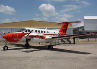 161505 @ FTW - Beechcraft UC-12B, aka King Air 200, Cowtown Warbird Roundup 2008, BuNo 161505 - by Timothy Aanerud