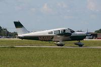 N8484C @ LAL - Piper PA-28-235