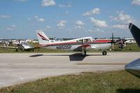 N8505P @ LAL - Piper PA-24