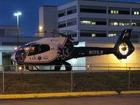 N131LN - At Lake Lumberland regional Hospital - by Stephen Stringer