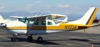 N123A @ KBJC - Ar JeffCo Open House - by Victor Agababov