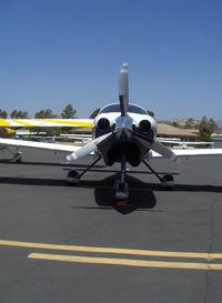 N215CT @ SZP - 2006 Columbia LC-41-550FG 400, Continental TSIO-550-C 310 Hp, tri-blade scimitar prop - by Doug Robertson