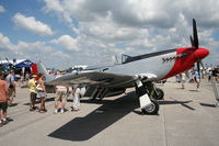 N10601 @ LAL - Commemorative Airforce P-51D