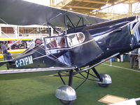 C-FYPM - Taken at Wings & Wheels, 2008 - by John E. Botsford