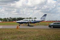 N27888 @ LAL - Piper PA-31-350