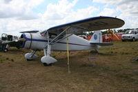 N28640 @ LAL - Fairchild 24W-40 - by Florida Metal