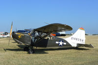 N8224P @ FTW - At Meacham Field - Cowtown Warbird Roundup