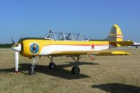N97YK @ FTW - At Meacham Field - Cowtown Warbird Roundup