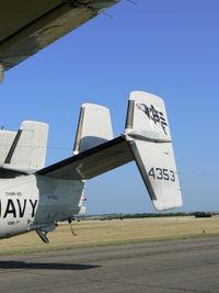 164353 @ FTW - At Meacham Field - Cowtown Warbird Roundup