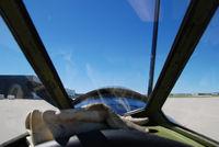 N54679 @ KAPA - Cockpit View. Parked on Display at KAPA. - by Bluedharma