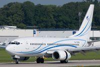 RA-73000 @ LOWS - Gazprom Avia 737