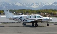 N27987 @ LHD - Alaska Air Taxi Pa-31-310 at Lake Hood