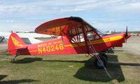 N40246 @ LHD - Pa-18-150 of Susitna Air Service at Lake Hood