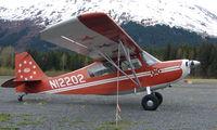 N12202 @ AQY - Bellanca at Girdwood , Alaska - by Terry Fletcher