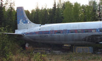 N12347 - By the side of the Old Steese Highway in Fairbanks - by Terry Fletcher