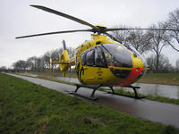 D-HHIT @ PURMEREND - Trauma Heli Christopher 1 , Purmerend, The Netherlands - by Henk Geerlings