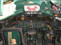 N749NL @ EHLE - Cockpit , Aviodrome Museum , Lelystad - by Henk Geerlings