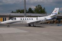 OE-GEN @ VIE - Avcon Jet Cessna 550 Citation 2 - by Yakfreak - VAP
