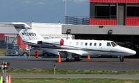 N526DV @ ANC - Cessna 525A at Millon Air on Anchorage South ramp