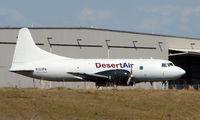 N153PA @ ANC - A Convair 240 of Desert Air at Anchorage - by Terry Fletcher