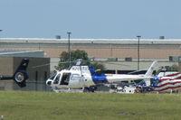 N205TU @ GPM - At Grand Prairie Municipal - American Eurocopter - by Zane Adams