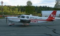 N122KT @ TKA - Piper PA-32-300 of K2 Aviation at Talkeetna - by Terry Fletcher