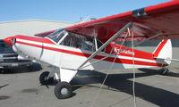 N4361A @ LHD - K2 Aviation Piper PA-18-150 at Lake Hood
