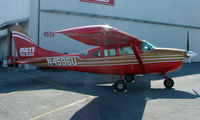 N4596U @ LHD - Rusts Flying services Cessna U206G at Lake Hood