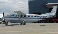 N208SM @ LHD - Grant Aviation Cessna 208 Caravan at Lake Hood