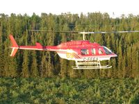 C-FFEX - fighting fires in northern Saskatchewan - by Dean Fex