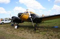 N41759 @ LAL - Cessna T-50 Bobcat - by Florida Metal