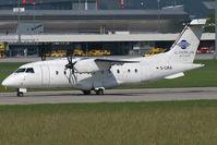 D-CIRA @ SZG - Cirrus Airlines Dornier 328
