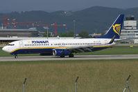 EI-CST @ SZG - Ryanair Boeing 737-800