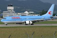 I-NEOX @ SZG - NEOS Boeing 737-800