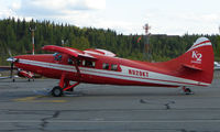 N929KT @ TKA - 1965 DHC2 Beaver of K2 Aviation at Talkeetna - by Terry Fletcher