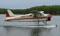 N98JH @ 2X2 - DHC2 Beaver of Willow Air at the Willow Seaplane Base
