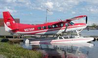N675HP @ LHD - Rusts Flying Services Cessna Caravan at Lake Hood
