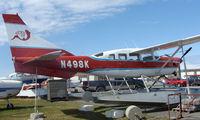 N498K @ LHD - Cessna T207A of Katmai Air at Lake Hood