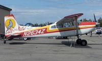 N2634Z @ LHD - Cessna 185B ' Call of the Wild ' at Lake Hood