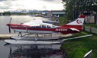 N499K @ LHD - Cessna T207A of Katmai Air at Lake Hood
