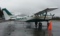 N4447Z @ SWD - Cessna U206E of Lake Air at Seward , Alaska