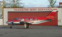 N59726 @ TKA - Pa-31-350 of Talkeetna Aero Services outside home base